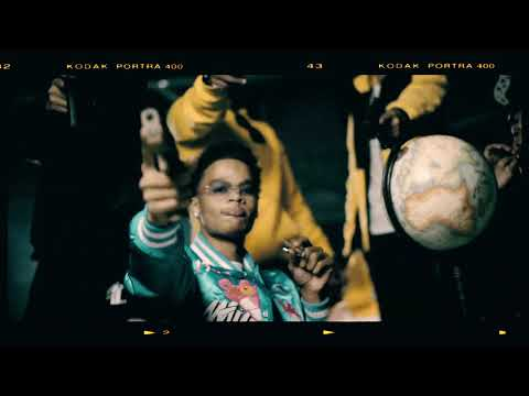 """Ray Waterss x Rosay x Thabo Capone """"Lurkin 4 Days"""" (Official Muisc Video)"""