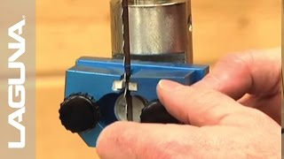 3000 Series Bandsaws Part 06 of 07 - Adjusting the guides