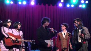 "Evelyn Evelyn LIVE ""You Only Want Me 'Cause You Want My Sister"" 11/11/11 (10/29) HD"