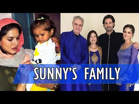 Sunny Leone Family | Husband | Daughter | Son | Father | Mother | Brother | Gyan Junction