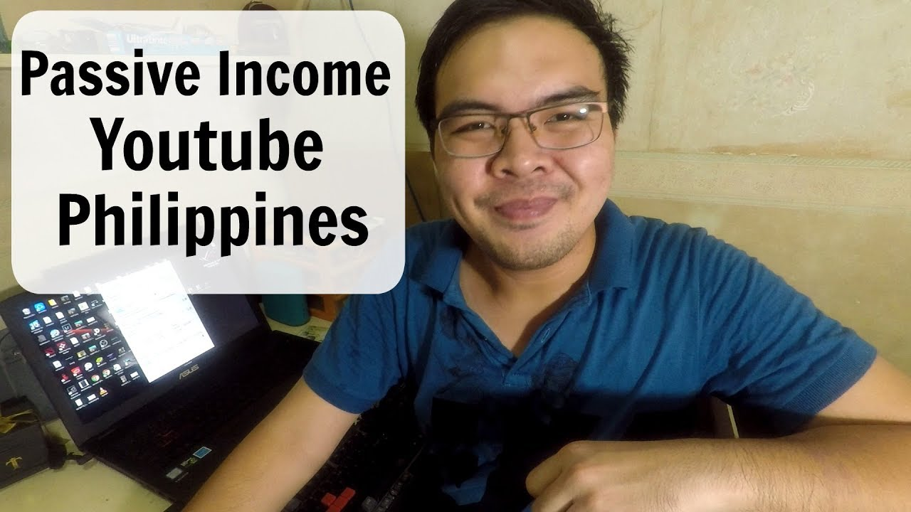 Free Passive Earnings - How to Earn Money Online on Youtube Philippines 2017 thumbnail