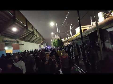 """""""Platense 1-0 Lamadrid / Salida de la hinchada en arsenal"""" Barra: La Banda Más Fiel • Club: Atlético Platense"""