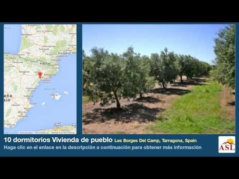 10 dormitorios Vivienda de pueblo se Vende en Les Borges Del Camp, Tarragona, Spain