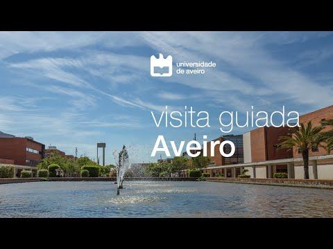Vem conhecer a cidade de Aveiro e os 2 campi da Universidade de Aveiro que se fazem presentes nesta cidade, através dos seus 16