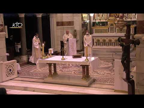 Laudes et Messe du 17 octobre 2020 à Notre-Dame de la Garde