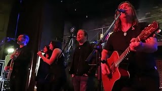 Rockin' The Rockin' Big Give - Alan Doyle & The BGs w. Cory Tetford, Barry Canning, Damhnait Doyle