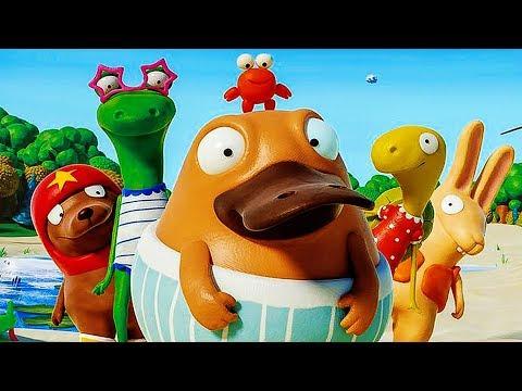 LA GRANDE AVENTURE DE NON-NON Bande Annonce (2018) Animation, Famille