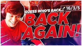 LL STYLISH | GUESS WHO'S BACK... BACK AGAIN!!!