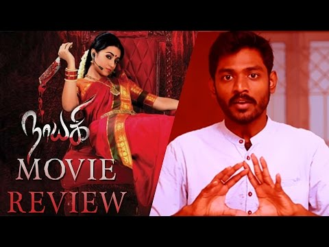 Nayaki-movie-Review-by-Behindwoods-Trisha-Ganesh-Venkatraman