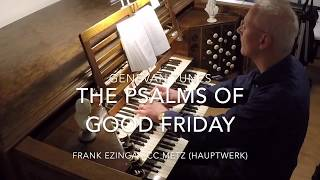 Psalms of Good Friday
