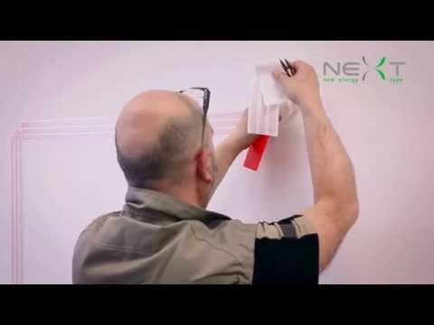 IMPIANTO ELETTRICO SENZA ROMPERE I MURI? - Next Tape il Nastro Elettrico Adesivo