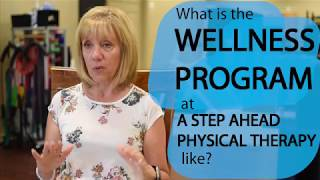 ASAPT Wellness Program: Lorraine's Experience
