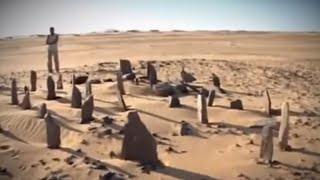 5 Strangest Things Found In The Sahara!