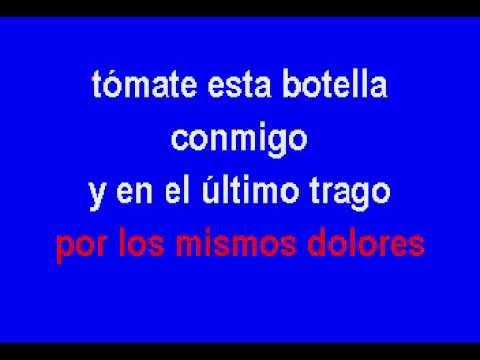 El último trago Jose Alfredo Jimenez