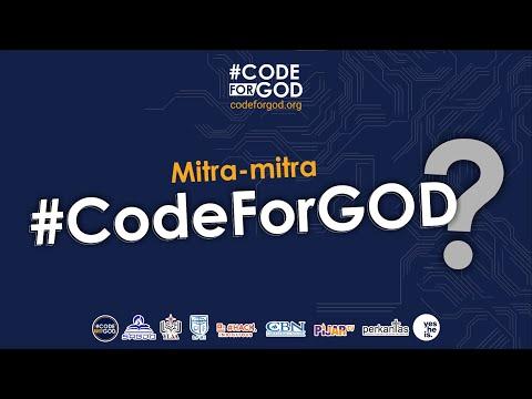 Mitra-Mitra #CodeForGOD