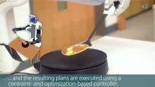 روبوت يتعلم صنع البيتزا من مشاهدة اليوتيوب