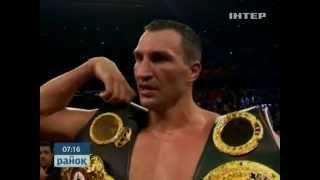 Владимир Кличко vs Брайант Дженнингс: лучшие моменты