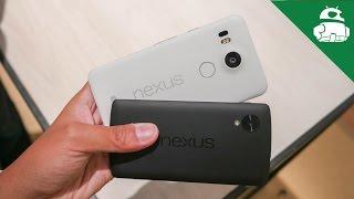 Nexus 5X vs Nexus 5 - Quick Look!