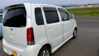 KS AUTO EXPORTS 1999 suzuki wagon R white 8899