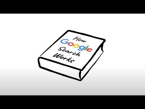 谷歌搜索引擎是如何运作 / How google search works