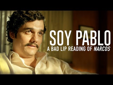 """""""SOY PABLO"""" Extended Trailer  — A Bad Lip Reading of Narcos, a Netflix Original Series"""