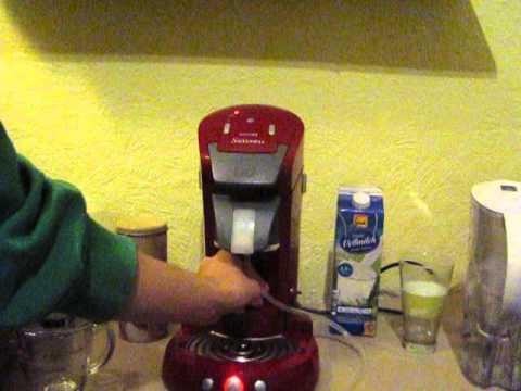 So gehts - Senseo Latte Select - Umrüsten des Milchtank