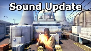 CS:GO's Sound and Nuke Update December 2016