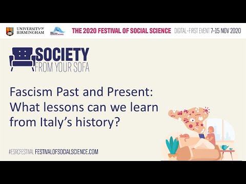 फासीवाद अतीत और वर्तमान: इटली के इतिहास से हम क्या सबक सीख सकते हैं?
