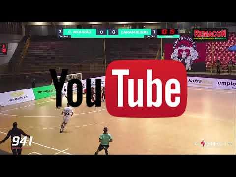 Chamada Operário x Marreco Futsal Campeonato Paranaense Chave Ouro