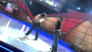 SYTYCD3 - Jaimie & Hok - Hip Hop (Tambourine) [HD]