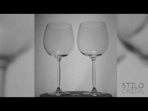 Dos copas Borgoña Vena de 900 ml
