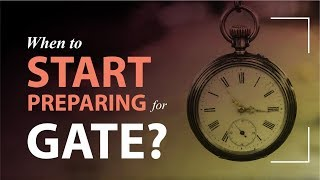 What is the Right Time & Right Strategy to Prepare for GATE | MADE EASY