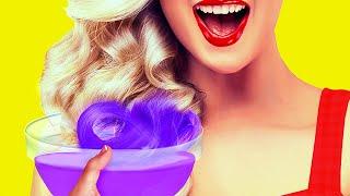 35 HELPFUL BEAUTY HACKS FOR GIRLS