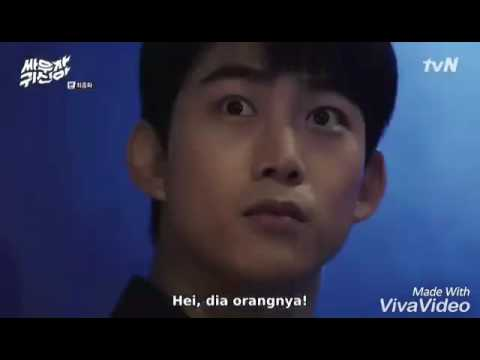 Lets fight ghost ep.16