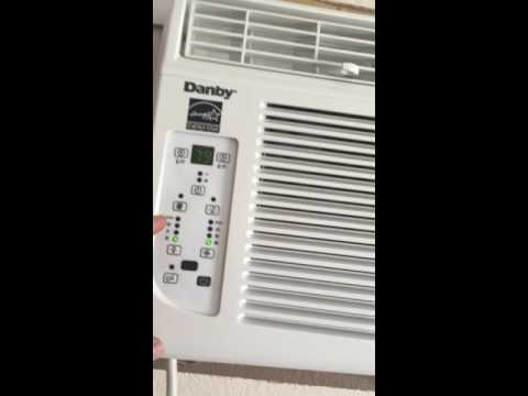 Costco Danby 6000 BTU Window Air Conditioner REVIEW