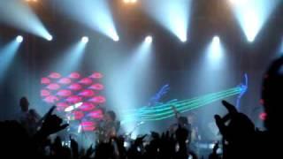 Basement Jaxx Live - Oh My Gosh