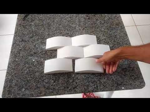 Tijolinho convexo 3D