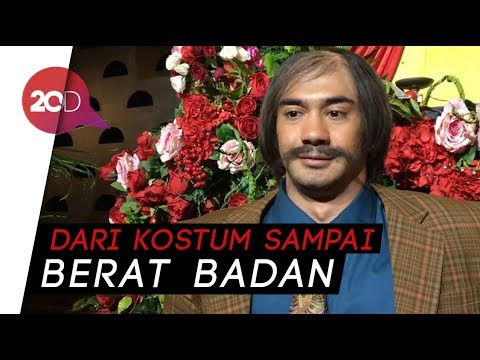 Persiapan Reza Rahadian Jadi Boss Man Lagi di 'My Stupid Boss 2'
