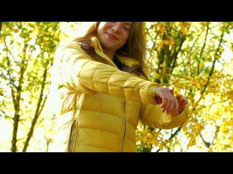 Daunenjacken für Herbst und Winter 2016 mit Katie Steiner