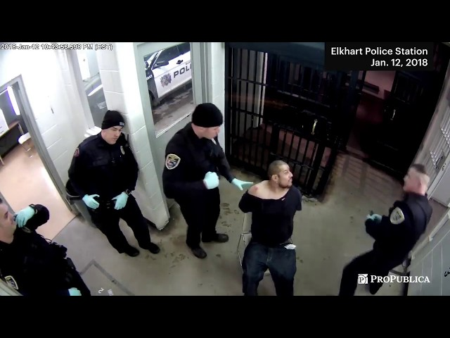 2 Indiana Police Officers to be Charged After Video Shows Them Beating Handcuffed