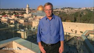 Thumbnail of the video 'Jerusalem: Holy for Jews, Muslims, and Christians '