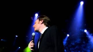 Clay Aiken Sings What Are You Doing New Year's Eve at Milwaukee Joyful News Tour 2012