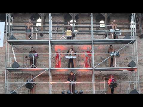 Барабанне шоу Garage Drum Show, відео 4