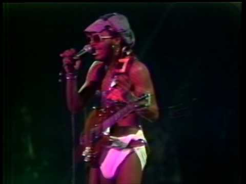 Parliament Funkadelic - Cosmic Slop - Mothership Connection - Houston 1976 online metal music video by FUNKADELIC