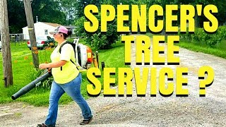 Spencer's Lawn Care Lifestyle [ BURNED OUT ]