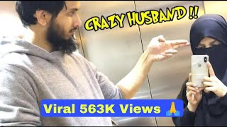 LOL !! Umm Abdullah Crazy Husband