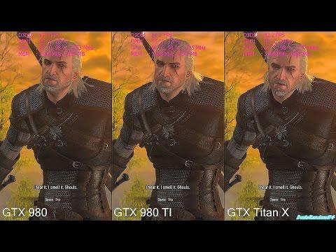 The Witcher 3 Wild Hunt Walkthrough - The Witcher 3 GTX 980 TI SLI