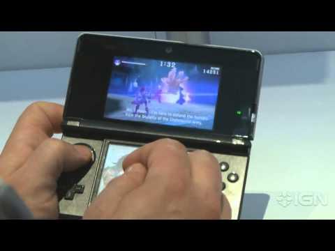 E3 2011: Combat Gameplay  de Kid Icarus : Uprising