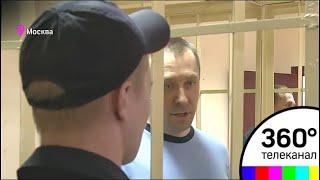 Полковник Захарченко отказался признать вину в коррупции
