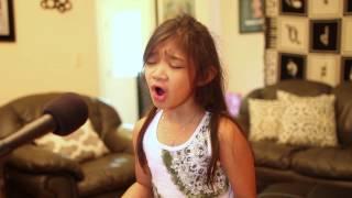 """Angel of Music"" Phantom of the Opera - Angelica Hale (7 years old)"